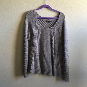 Taupe AE Sweater